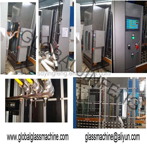 JFP-2000 HOT SELL Automatic vertical glass ceramic sand blasting machine with CE