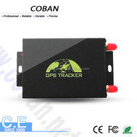 GPS location tracker with car speed limiter , gps 105 vehicle gps tracker with camera RFID and phone APP live tracking
