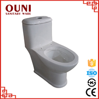 ON-823 Chinese professional manufacturer white siphonic floor mounted water closet