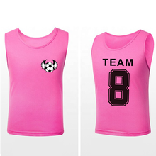 Wholesale factory cheap soccer vests football training jersey <strong>sports</strong> <strong>wear</strong> for clubs