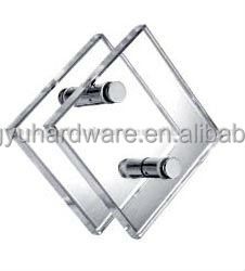 Stainless Steel Glass Door Handle;bathroom handle