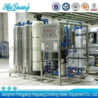 High quality china plc controller dyeing water treatment plant