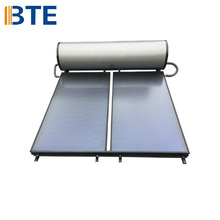 China flat plate solar water heater designed for Columbia