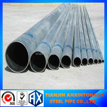 low price hot sale round gi steel tube!mild steel mill certificate!gi steel pipe,tube