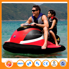 Inflatable water scooter jet ski for adults and kids