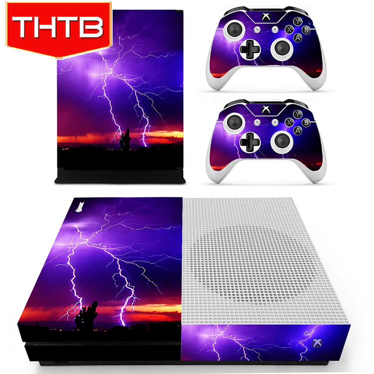 High Quality Vinyl Cover Skin Stickers For Xbox One S Wholesale