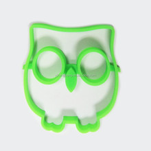 Owl egg shaped silicone cake mould and form for cooking utensils