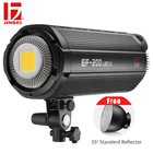 JINBEI EF-200 200W LED Video Light 23000Lm Continuous Output Lamp remote Control Photo Studio Kids Photography equipment