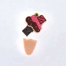 Summer Kids Favorite Ice Cream Shaped USB Flash Drive