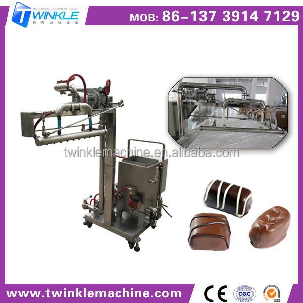 TKA757 CHOCOLATE DECORATING MACHINE PRICE