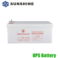 Lead Acid Storage Dry Rocket Agm Deep Cycle Battery 12V 200Ah
