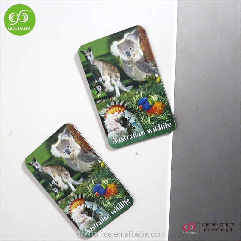 Guangdong factory hot promotional tourist souvenir refrigerator magnets