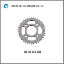CG125 428-38T Motorcycle sprocket and chain kit