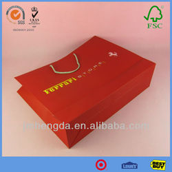 Eco-friendly Elegant Large shopping Paper Bags With Competitive wholesale Price