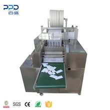 China Good Manufacture American Alcohol Prep Pad Making Machinery