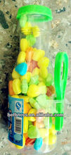 plastic botte toy,toycandy,candytoy,bear bottle toycandy