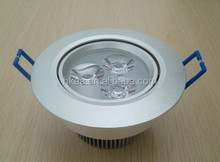 china special custom LED Downlight Ceiling Light Fixture Housing Shell Parts Fitting