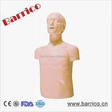Half-body CPR operation practice manikin / Emergency Care Simulator