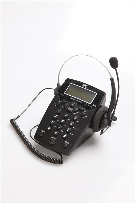 mini telephone call center equipment With UL FCC certification