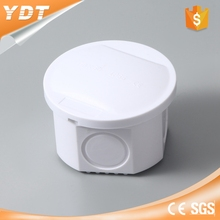 Best Price IP55 Waterproof Round Shape Plastic Electrical Junction Box
