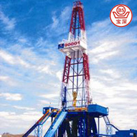 oil drilling starch machine/off shore oil drilling rig