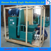 waste wood powder recycling charcoal briquette extruder machine