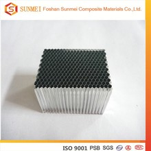 Perforated side length 1.83mm aluminum honeycomb core