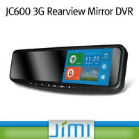 JIMI Newest 1080P GPS 3G Rearview Mirror Car View Camera JC600