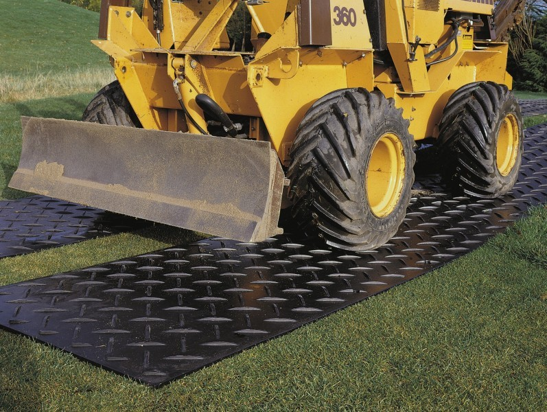 Factory direct sale ground protection mat without third party involved, save money for you