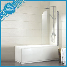 Top products hot selling new 2016 shower screen for bathtub