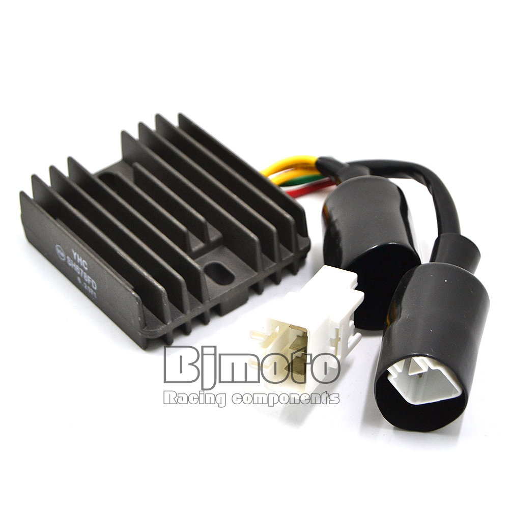 BJMOTO Motorcycle regulator rectifier For Honda CBR1000RR CBR 1000RR CBR 1000 RR CBR1000 RR 2004 2005 2006 2007