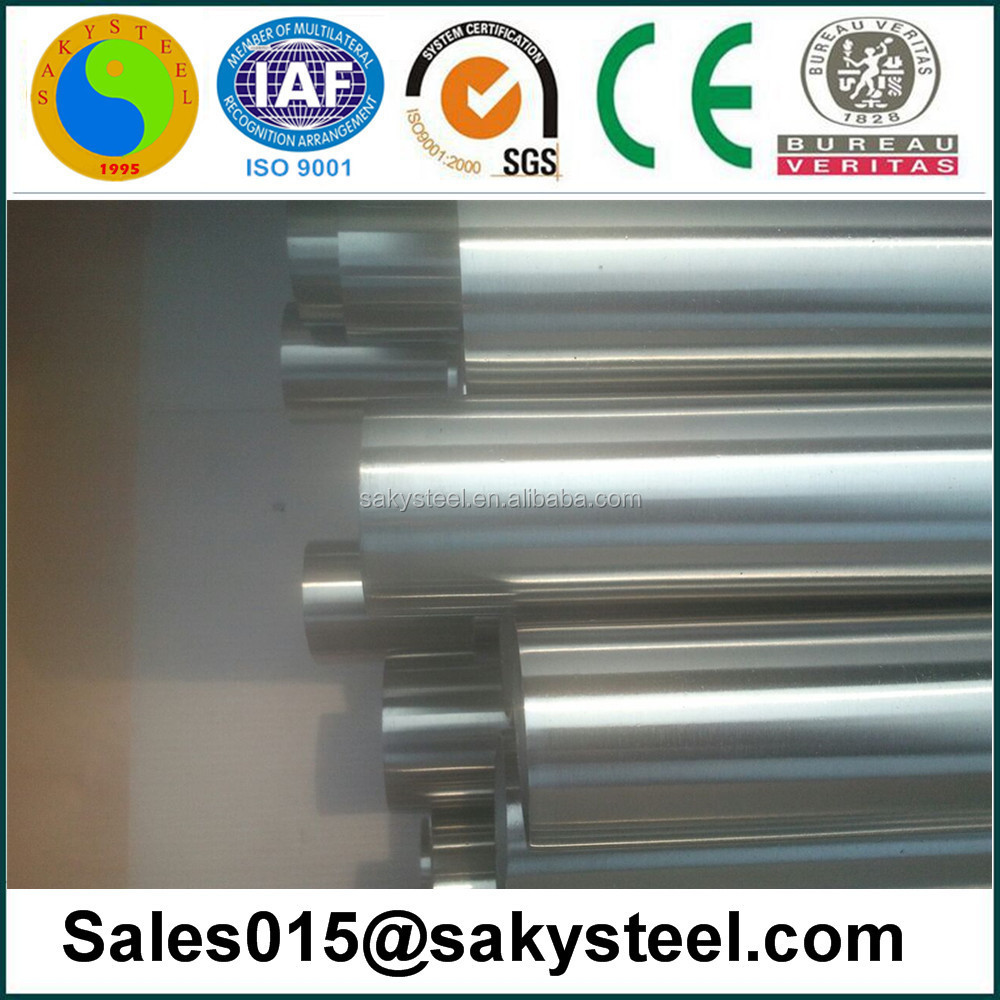 ASTM A312 TP304L seamless stainless steel pipe manufacturer
