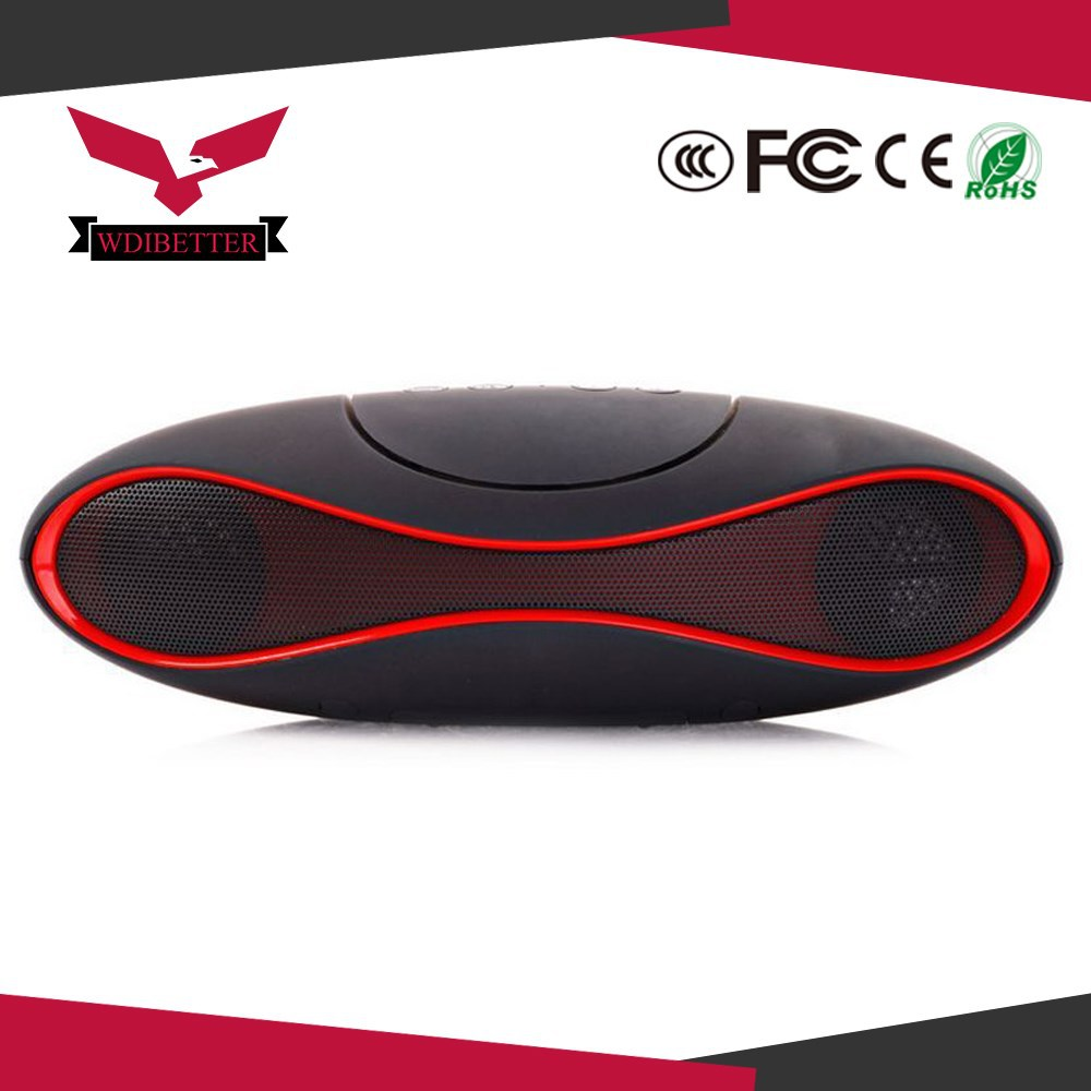 Tf Card Usb Slot FM Radio Aux Input Bluetooth Mini Portable Best Multimedia High End Outdoor Speakers Wireless