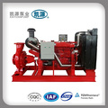 Fire systems diesel engine end suction fire pump