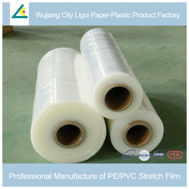 Moisture Proof lldpe stretch film wrap