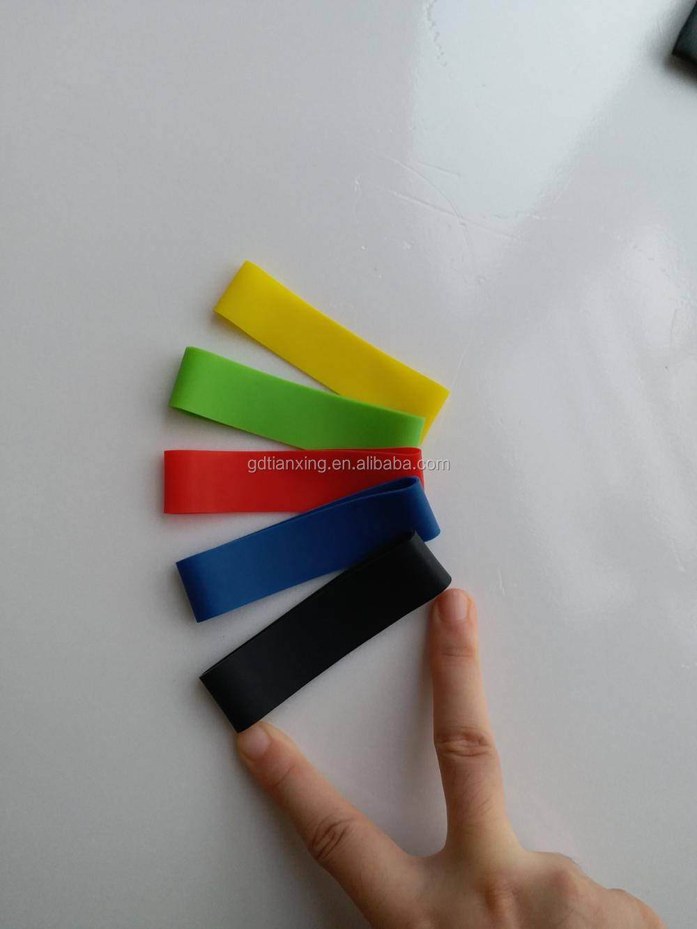 Finger Hand Resistance loop Band Portable Physical Training Finger