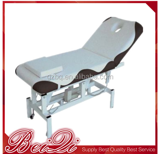 Professional China supplier beauty salon equipment furniture electric recliner massage salon chair facial bed massage bed