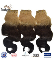 2016 KBL human hair weft/100% malaysian virgin hair, top grade wholesale virgin malaysian