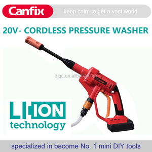 Cordless 20V High Pressure Electric Garden Sprayer for water flower