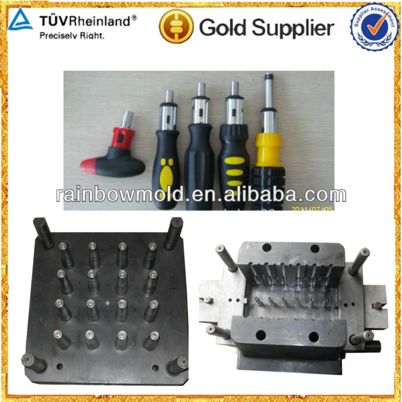 Plastic Straight Punch tool Injection Mould