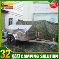 off road camper travel trailer