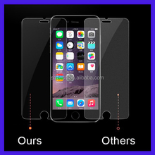 New products 2016 Tempered Glass mobile phone screen film For apple mobile phone