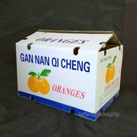 High quality customized vegetables and fruits paper box
