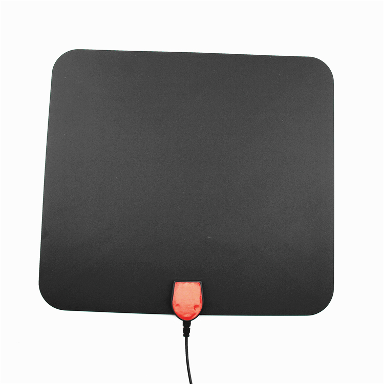 Indoor digital TV antenna 35 miles with tv receiver satellite from factory Shen Zhen China