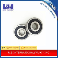 Deep groove ball bearing 6200-2rs 10X30X9mm Wuxi Strong Bearing