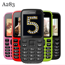 Factory Wholesale Bar Phone 1.77 Inches Senior Phone Mobile Phones