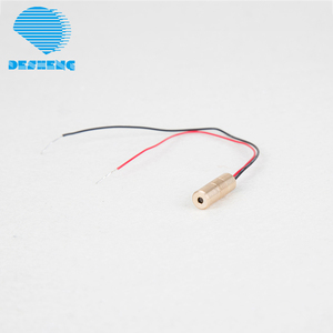 Wavelength 660nm Output power 50-130mW mini red dot laser module line