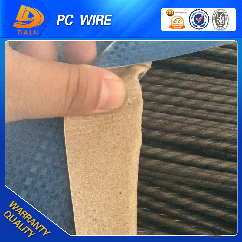 Hot-sale 5mm 7mm PC Thin Steel Wire for Electric Pole