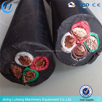 insulated flexible cable made in China