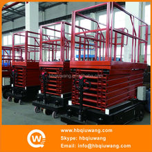 CE Certificated skyjack hydraulic scissor lift